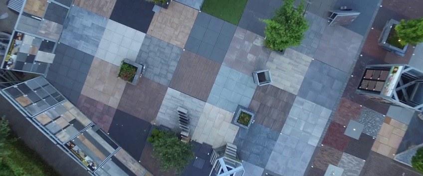 Locatie Raamsdonksveer - Dronefilm