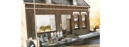 Start Tegelhandel Boer 1972