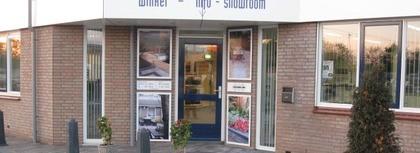 Ingang Winkel Tegelhandel Boer Nieuw-Lekkerland