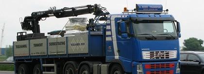 Transport Tegelhandel Boer