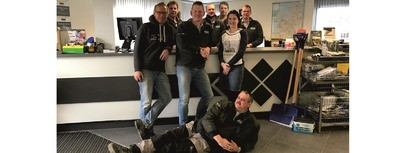 Personeel Tegelhandel Boer Nieuw-Lekkerland